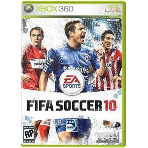 بازی FIFA 10 برای XBOX 360