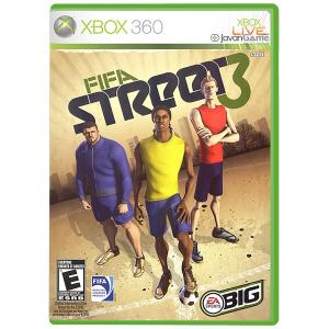 بازی FIFA Street 3 برای XBOX 360