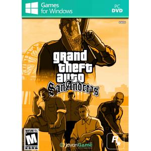 بازی GTA San Andreas برای کامپیوتر