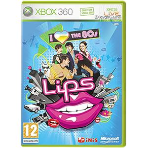 بازی Lips I Love The 80s برای XBOX 360