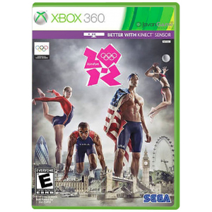 بازی London 2012 The Official Video Game of the Olympic Games برای XBOX 360