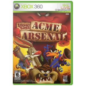 بازی Looney Tunes Acme Arsenal برای XBOX 360