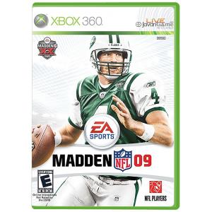 بازی Madden NFL 09 برای XBOX 360