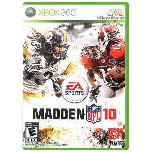 بازی Madden NFL 10 برای XBOX 360