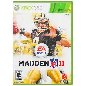 بازی Madden NFL 11 برای XBOX 360