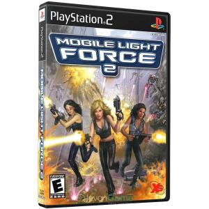 بازی Mobile Light Force برای PS2