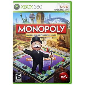 بازی Monopoly برای XBOX 360