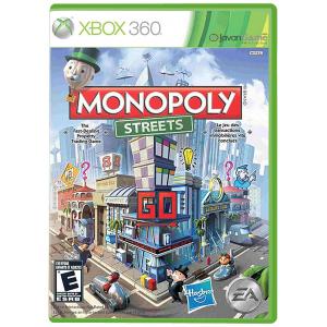 بازی Monopoly Streets برای XBOX 360