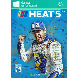 بازی NASCAR Heat 5 برای PC