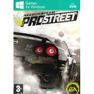 بازی Need for Speed Prostreet برای PC