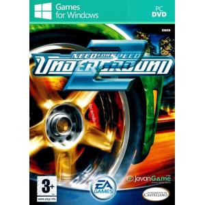 بازی Need for Speed Underground 2 برای PC