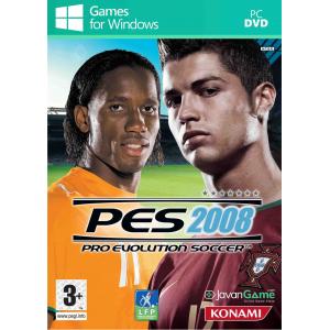 بازی PES 2008 Pro Evolution Soccer برای PC