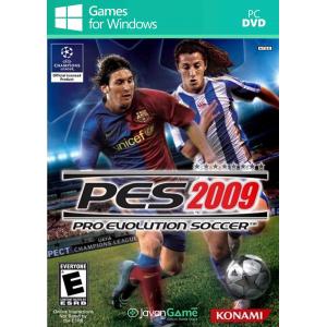 بازی Pro Evolution Soccer 2009 برای PC