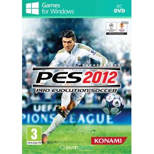بازی Pro Evolution Soccer 2012 برای PC