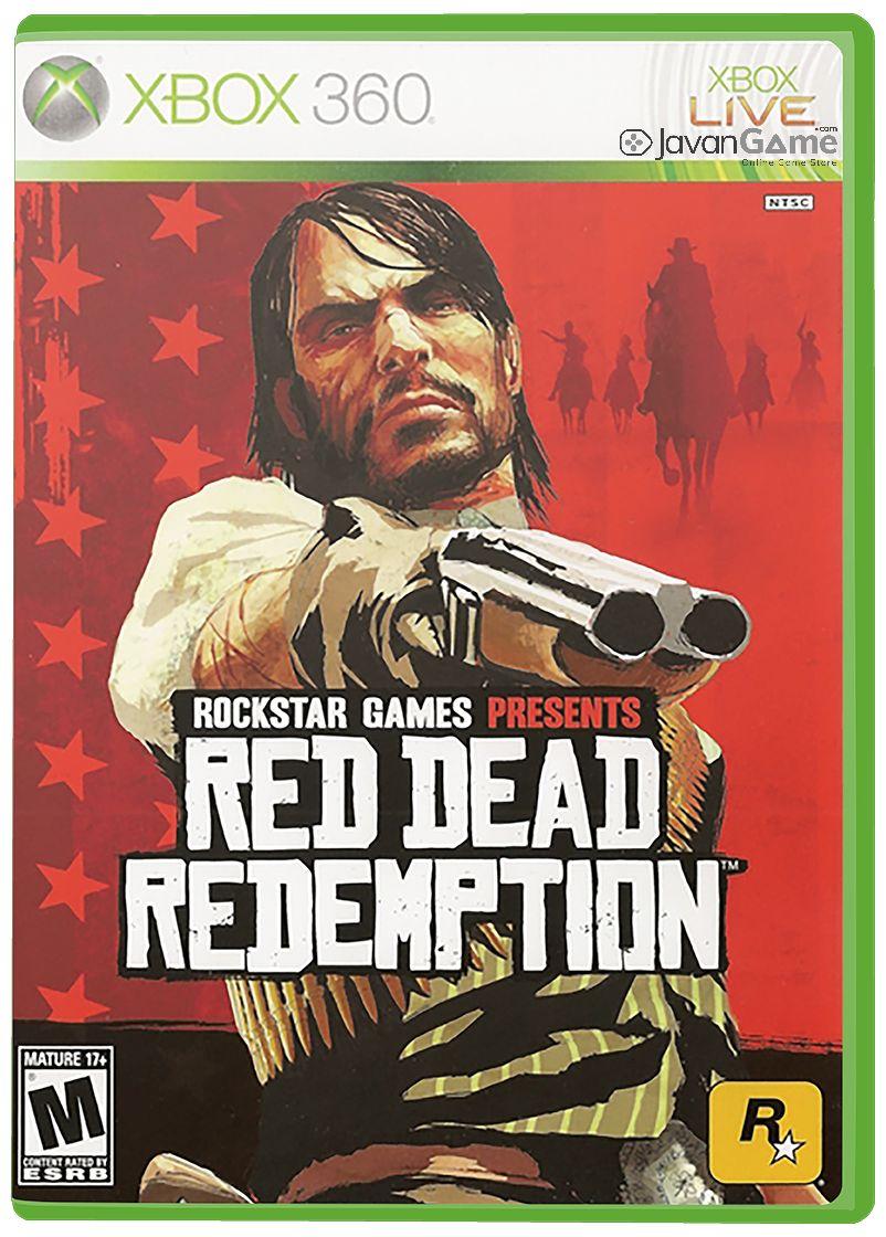بازی Red Dead Redemtion برای XBOX 360