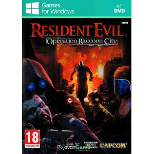 بازی Resident Evil Operation Raccoon City برای PC