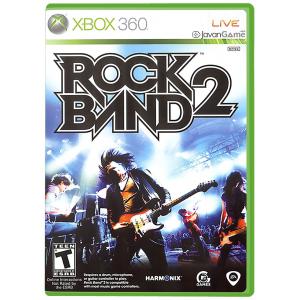 بازی Rock Band 2 برای XBOX 360