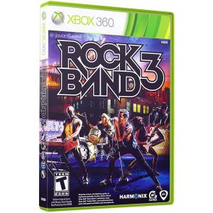 بازی Rock Band 3 برای XBOX 360