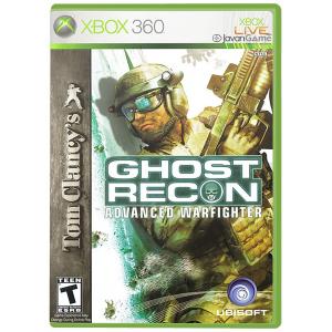 بازی Ghost Recon Advanced برای XBOX 360