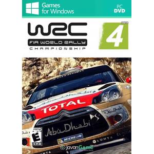 بازی WRC 4:FIA World Rally Championship برای PC