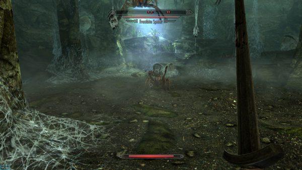 بازی The Elder Scrolls V Skyrim برای XBOX 360