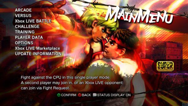 بازی Super Street Fighter 4 Arcade Edition برای XBOX 360