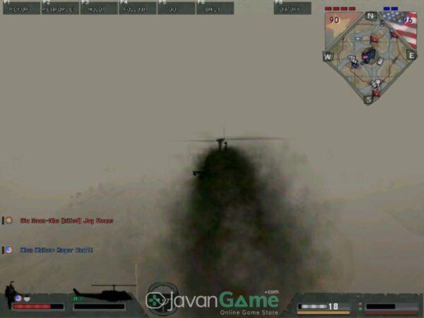بازی Battlefield Vietnam برای PC