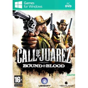 بازی Call of Juarez Bound in Blood برای PC