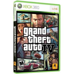 بازی Grand Theft Auto IV برای XBOX 360