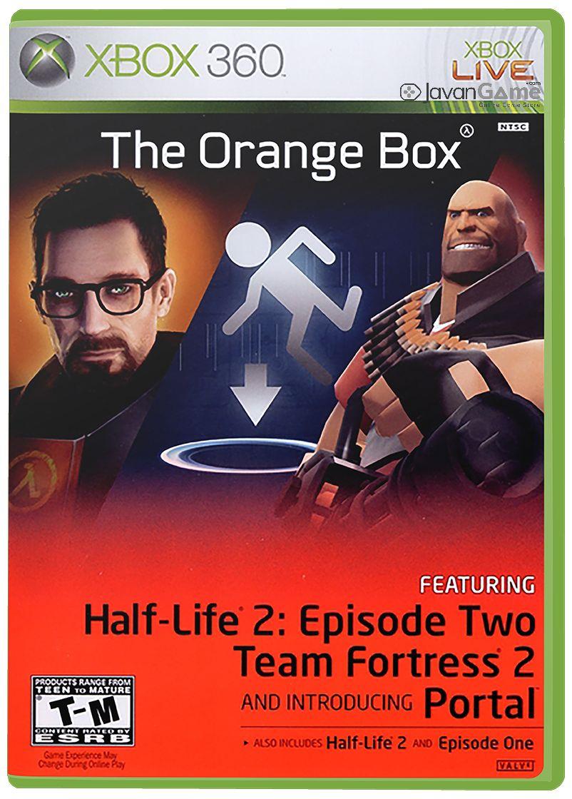 بازی Half Life 2 The Orange Box برای XBOX 360