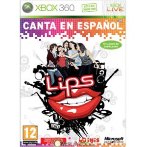 بازی Lips Canta En Españo برای XBOX 360