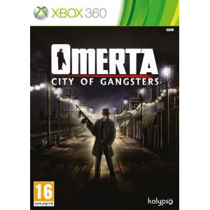 بازی Omerta City Of Gangsters برای XBOX 360