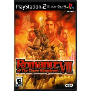 بازی Romance of the Three Kingdoms VII برای PS2