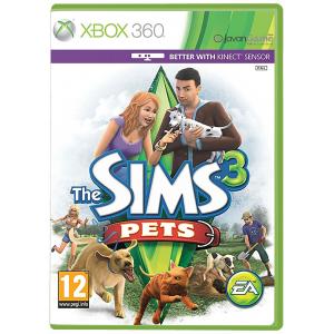 بازی The Sims 3 Pets برای XBOX 360