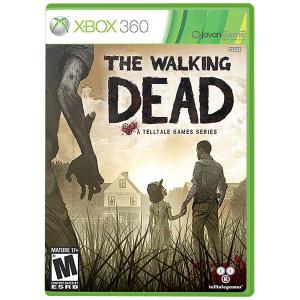 بازی The Walking Dead برای XBOX 360