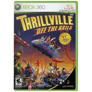 بازی Thrillville Off The Rails برای XBOX 360