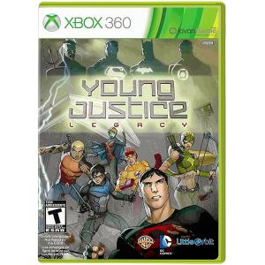 بازی Young Justice Legacy برای XBOX 360