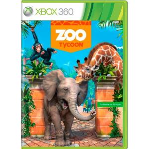 بازی Zoo Tycoon برای XBOX 360