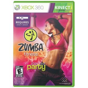 بازی Zumba Fitness برای XBOX 360