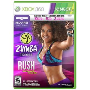 بازی Zumba Fitness Rush برای XBOX 360