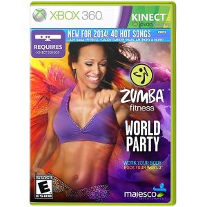 بازی Zumba Fitness World Party برای XBOX 360
