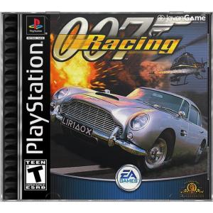 بازی 007 Racing برای PS1