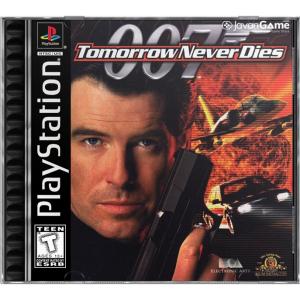 بازی 007 Tomorrow Never Dies برای PS1
