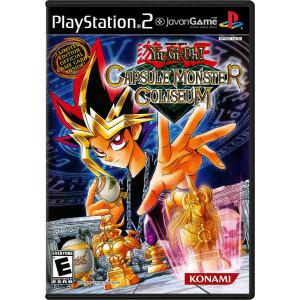 بازی Yu-Gi-Oh! Capsule Monster Coliseum برای PS2