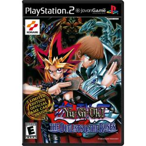 بازی Yu-Gi-Oh! The Duelists of the Roses برای PS2