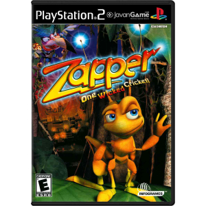 بازی Zapper - One Wicked Cricket برای PS2