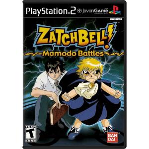 بازی Zatch Bell! Mamodo Battles برای PS2