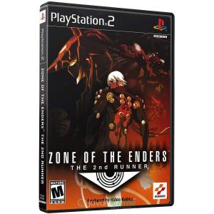 بازی Zone of the Enders - The 2nd Runner برای PS2