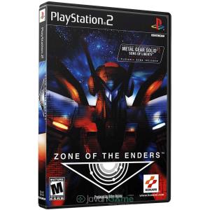بازی Zone of the Enders برای PS2
