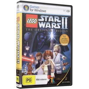 بازی LEGO Star Wars II The Original Trilogy برای PC
